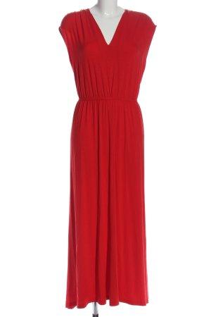 bpc bonprix collection Maxi abito rosso elegante