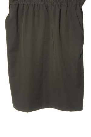 bpc bonprix collection Spódnica z wysokim stanem khaki W stylu casual