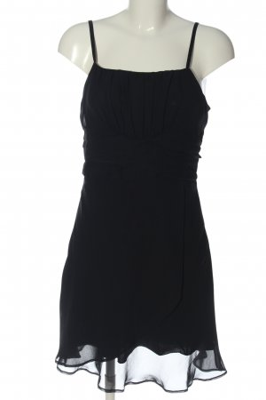 bpc bonprix collection Sukienka mini czarny W stylu casual