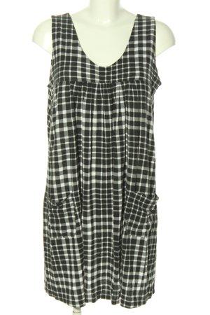 bpc bonprix collection Mini Dress black-white allover print casual look