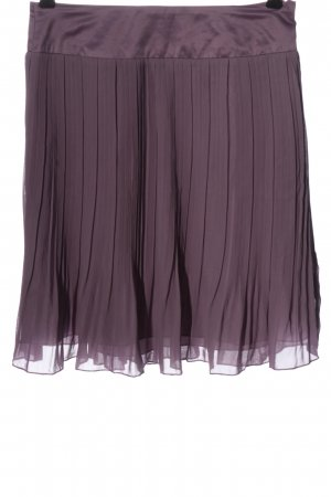 bpc bonprix collection Miniskirt lilac striped pattern casual look