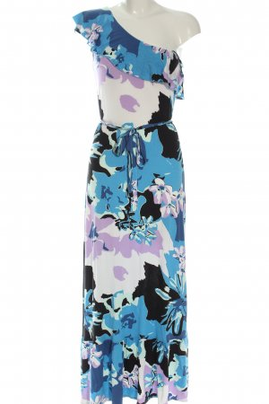 bpc bonprix collection One Shoulder Dress abstract pattern elegant