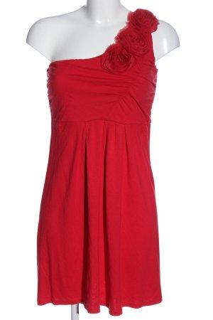 bpc bonprix collection Robe asymétrique rouge élégant