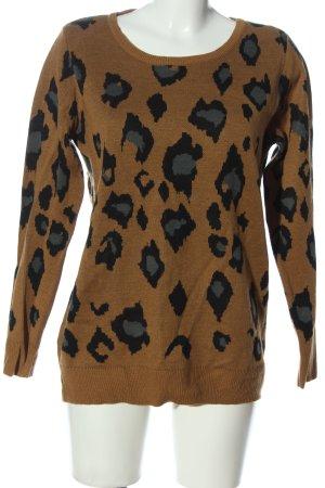 bpc bonprix collection Crewneck Sweater allover print casual look