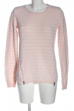 bpc bonprix collection Sweter z okrągłym dekoltem kremowy-biały