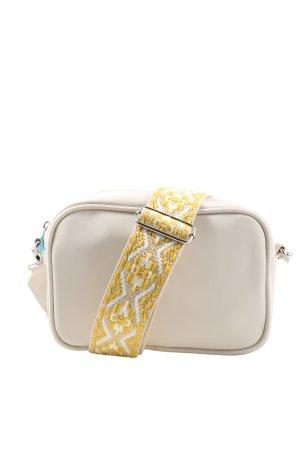 bpc bonprix collection Torba na ramię biały W stylu casual