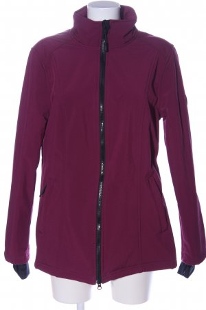 bpc bonprix collection Chaqueta softshell lila look casual