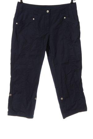 bpc bonprix collection Stoffhose blau Casual-Look
