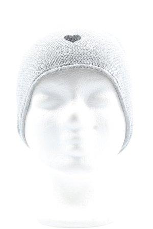 bpc bonprix collection Sombrero de punto gris claro-negro look casual