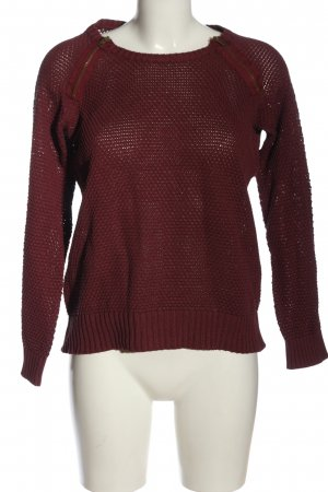 bpc bonprix collection Knitted Sweater red casual look