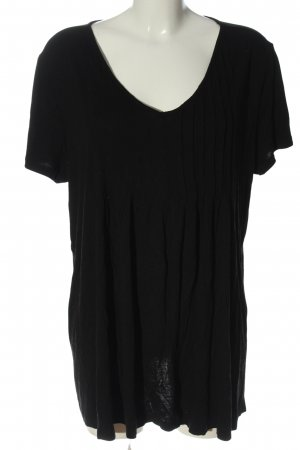 bpc bonprix collection Strickshirt schwarz Casual-Look