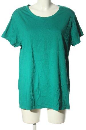 bpc bonprix collection T-Shirt grün Casual-Look