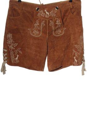 bpc bonprix collection Tradycyjne skórzane spodnie Styl klasyczny
