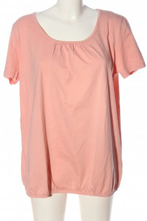 bpc bonprix collection Camisa de cuello barco nude look casual