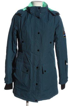 bpc bonprix collection Winterjack blauw casual uitstraling