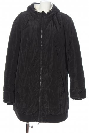 bpc bonprix collection Winter Jacket light grey quilting pattern casual look