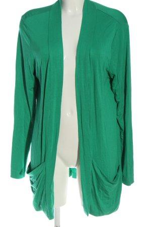 bpc Cardigan verde stile casual