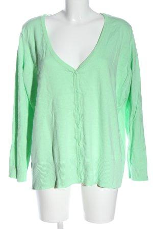 bpc Cardigan groen casual uitstraling