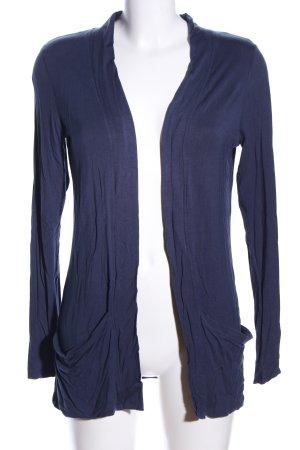 bpc Cardigan blau Casual-Look