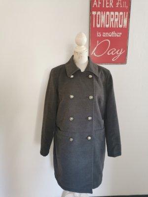 bpc bonprix collection Between-Seasons-Coat grey polyester