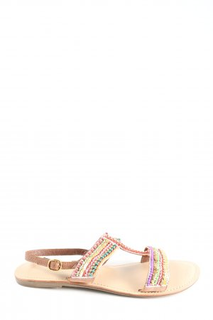 bpc Dianette Sandals multicolored casual look