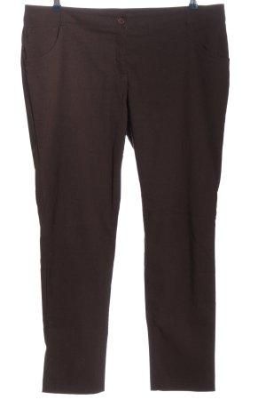 bpc Five-Pocket-Hose braun Casual-Look