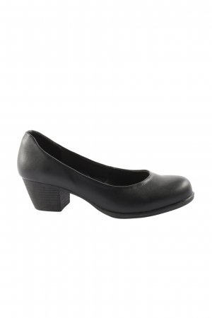 bpc High-Front Pumps black business style