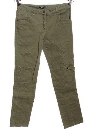 bpc Spodnie khaki khaki W stylu casual