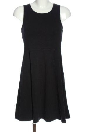 bpc A-Linien Kleid schwarz Casual-Look