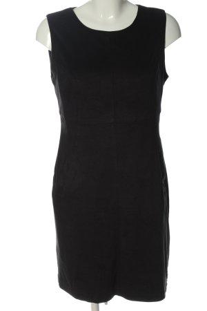 bpc Mini-jurk zwart zakelijke stijl