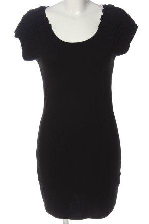 bpc Mini-jurk zwart casual uitstraling
