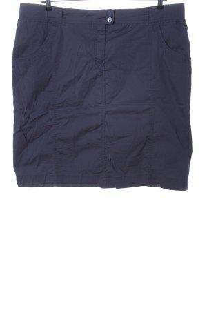 bpc Mini rok blauw casual uitstraling