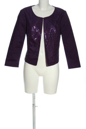 bpc selection Bolero lila glitter-achtig
