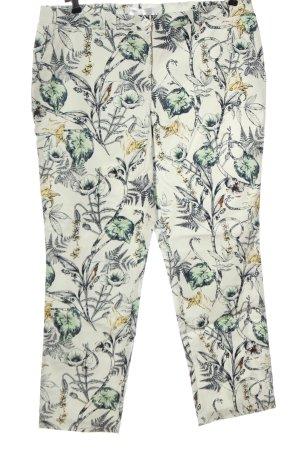 bpc selection Pantalon chinos imprimé allover style décontracté