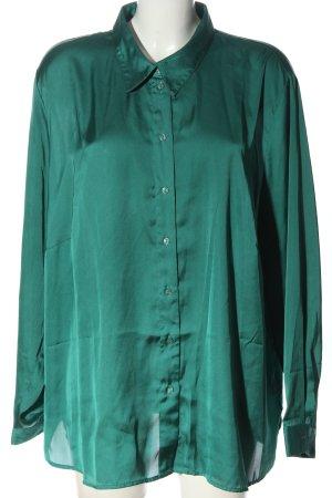 bpc selection Hemdblouse groen casual uitstraling