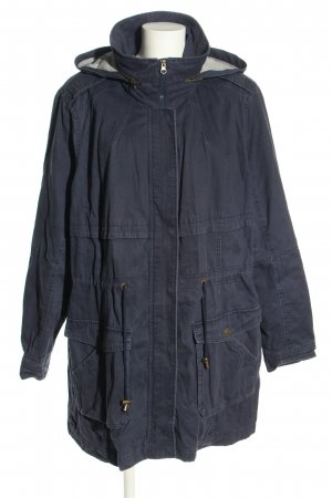 bpc selection Hooded Coat blue casual look