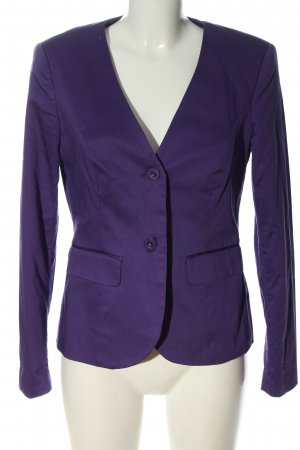 bpc selection Korte blazer lila zakelijke stijl