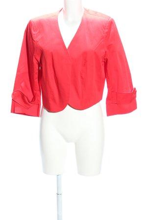bpc selection Kurz-Blazer rot Casual-Look