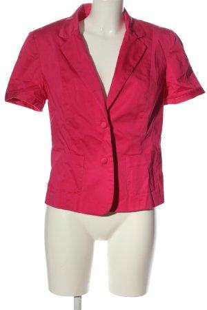 bpc selection Korte blazer roze casual uitstraling