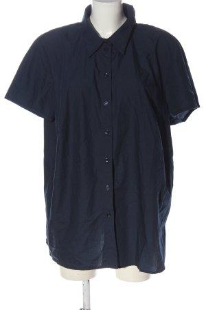 bpc selection Shirt met korte mouwen blauw casual uitstraling