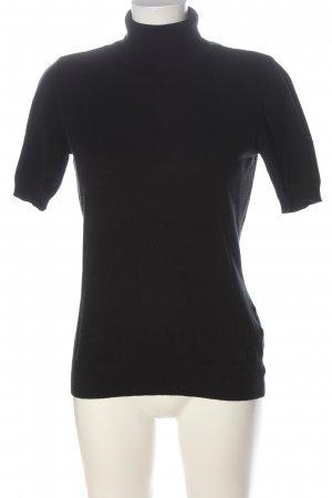 bpc selection Short Sleeve Sweater black casual look