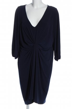 bpc selection Langarm-Bluse blau Elegant