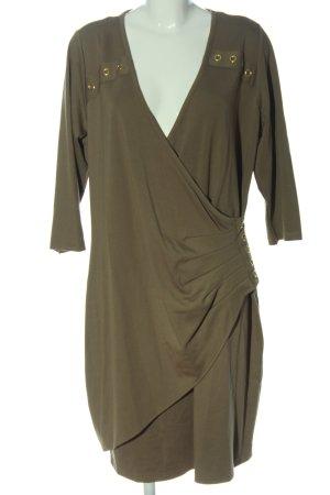 bpc selection Langarmkleid khaki Elegant