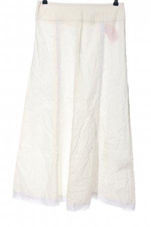 bpc selection Linen Skirt white casual look