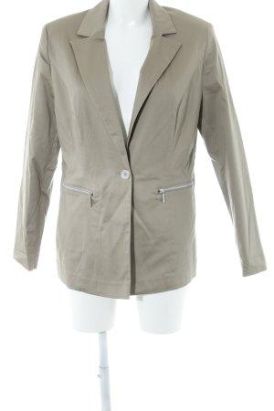 bpc selection Long-Blazer beige schlichter Stil