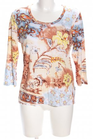bpc selection Longsleeve abstract pattern casual look
