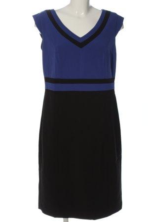 bpc selection Minikleid blau-schwarz Business-Look