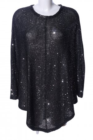 bpc selection Poncho black casual look