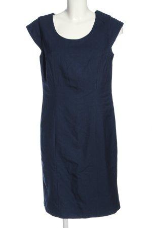 BPC Selection Premium Bleistiftkleid blau Business-Look