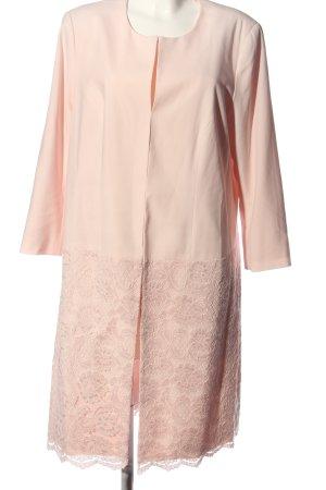 BPC Selection Premium Cappotto lungo fino a terra rosa stile casual